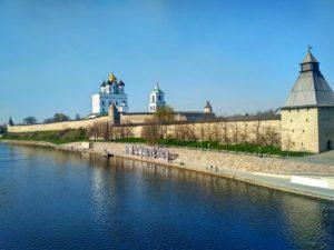 Il Cremlino di Pskov